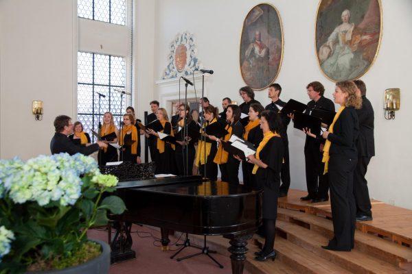 camerata vocale im Kaisersaal des Klosters Wettenhausen